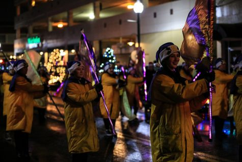 Bands Take On The Holiday Parades