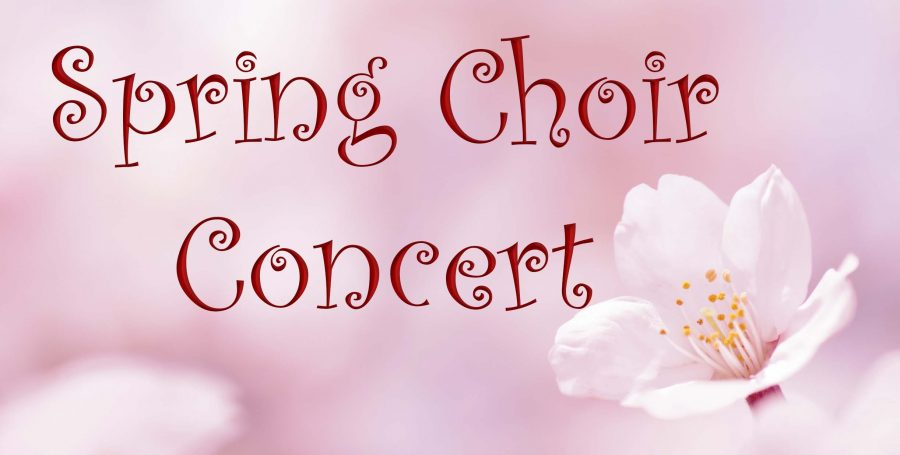 Image result for spring choir concert clipart